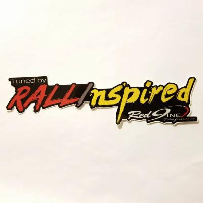 RALLInspired Decals
