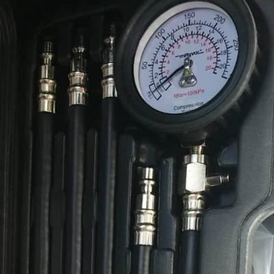 Compression Test – 4 Cylinder