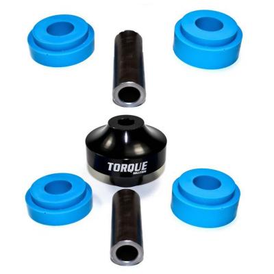 TORQUE SOLUTION Solid Differential Bushing W/ Urethane Inserts Evo X