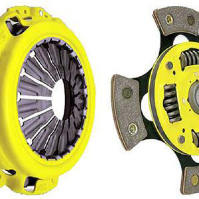 ACT Heavy Duty 4 Puck Sprung Disc Clutch Kit