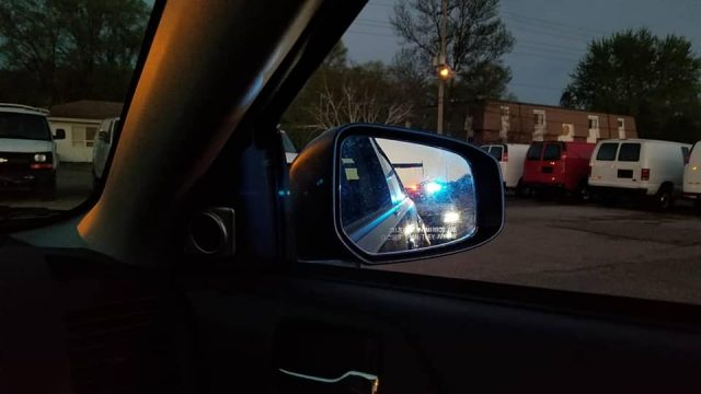 Pulled Over !!