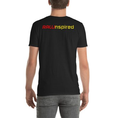 Short-Sleeve Simple RALLInspired T-Shirt